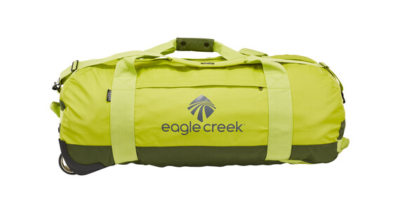 Eagle Creek No Matter What Rolling Duffel X-Large strobe green